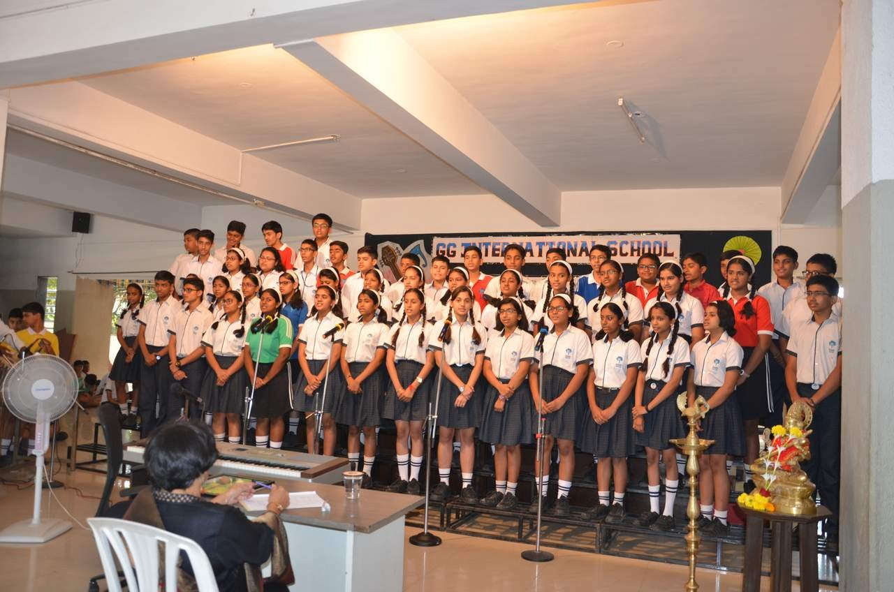 The Inter Class Western & Indian Singing Competition which